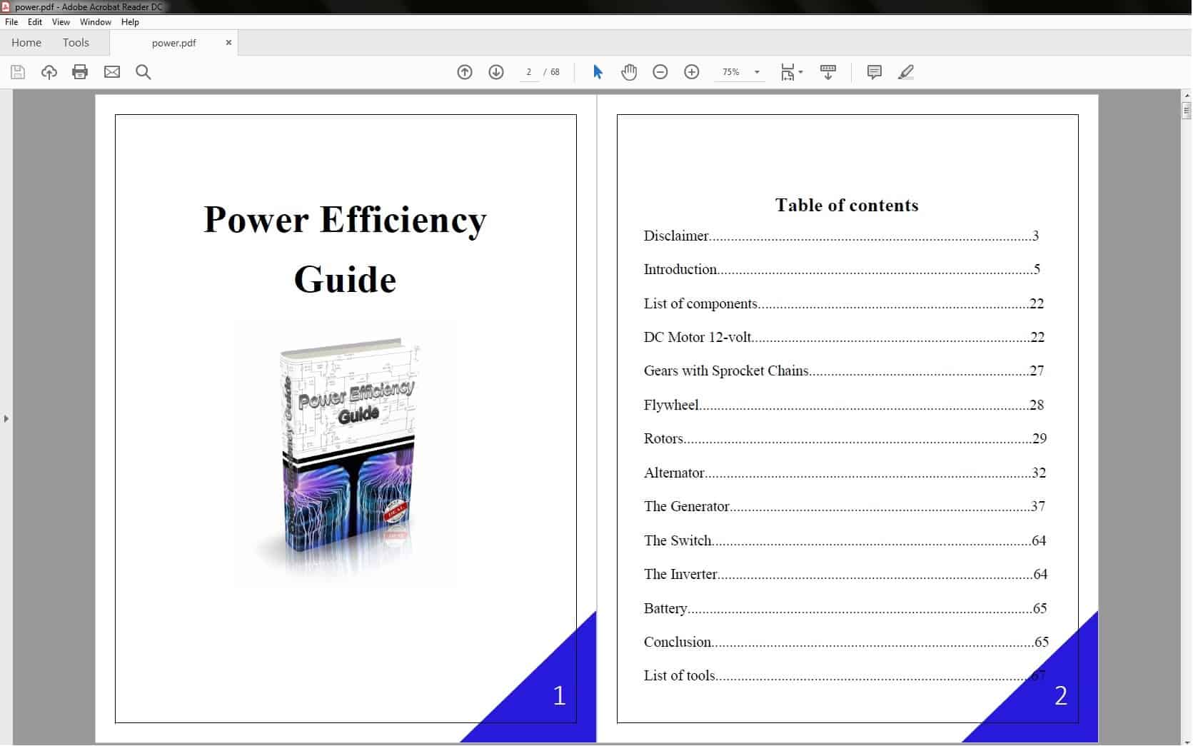 Power Efficiency Guide Review: Is This For Real And Does It
