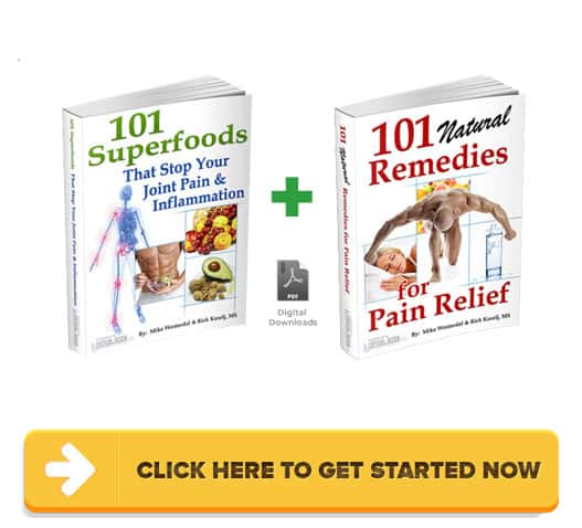 Download 101 Superfoods that Stop Your Joint Pain & Inflammation PDF