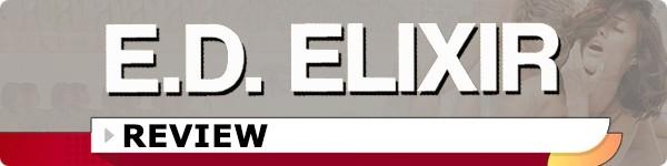 E.D. Elixir Review